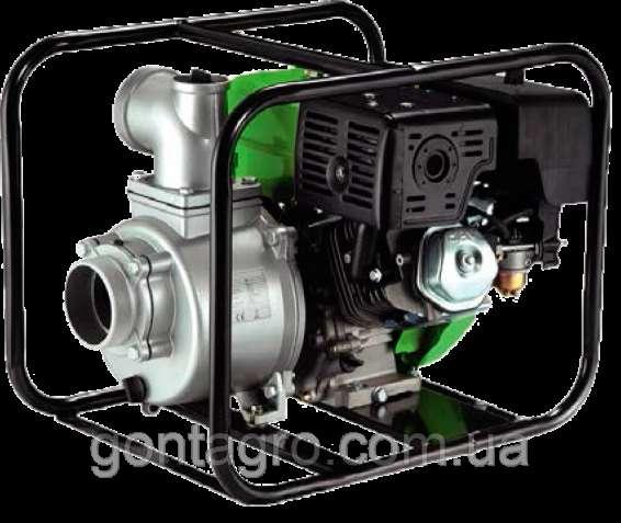 Мотопомпа Garden MP30-90 для загрязненной воды  90 м³/ч