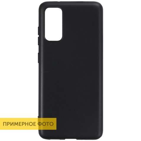 Чехол TPU Epik Black для Apple iPhone SE (2020)
