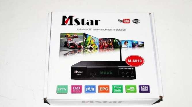 Mstar M-6010 Внешний тюнер DVB-T2 USB+HDMI с возможностью подключить W - изображение 2
