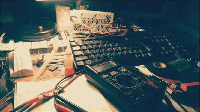 Профессиональный ремонт электроники. Телевизоров, усилителей и прочего