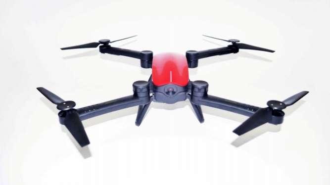 Квадрокоптер Jie Star Air Musha X9TW c WiFi камерой. складывающийся