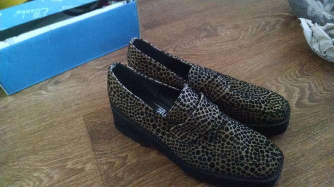 Туфли макасины слипрны