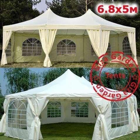Прокат аренда шатра-павильона 7х5м
