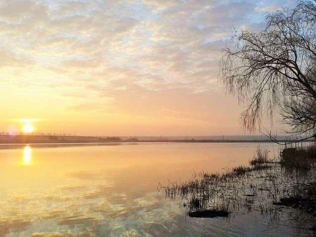 68223 Продажа территории 100 га с озером в Коминтерновском районе