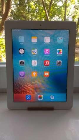 Продам планшет Apple iPad 2 Wi-Fi + 3G 64Gb White,состояние.
