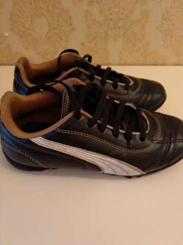 5fa2aacb Кроссовки Puma оригинал: 150 грн - детский мир, детская обувь в ...