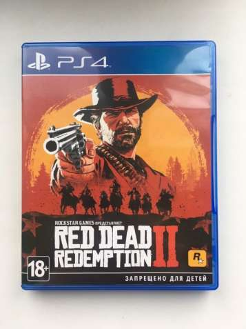 Продам Red Dead Redemtion 2
