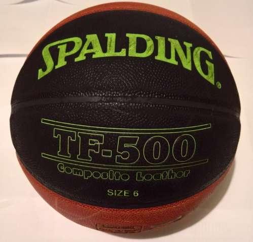 Баскетбольный мяч Spalding TF-500 Composite LNB, размер 6