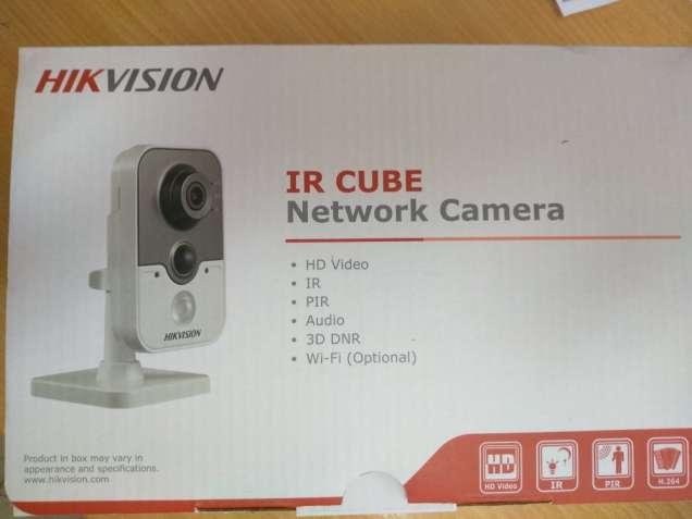 IP Видеокамера DS-2CD2420F-I