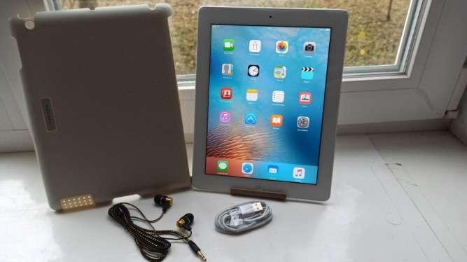 Продам планшет Apple Ipad 2, 16gb Wifi , состояние.