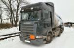 продам бензовоз Scania 35740 title=