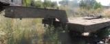 Продаем колесный полуприцеп-платформу ЧМЗАП 5523А, 25 тонн, 1983 г.в. title=