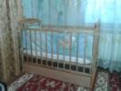 Продам детскую кроватку в идеальном состоянии,вместе с матрасом title=