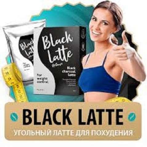Black Latte - угольный кофе для похудения акция к НОВОМУ ГОДУ!