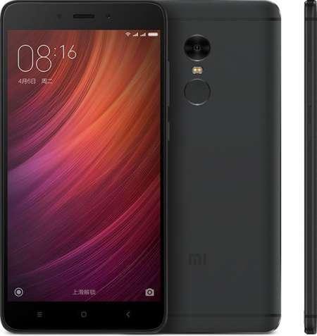 Xiaomi Redmi Note 4x 4/32 Global (Black)