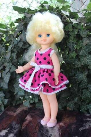 Кукла- лялька-куколка. Машенька - Киев 50 см. - зображення 6