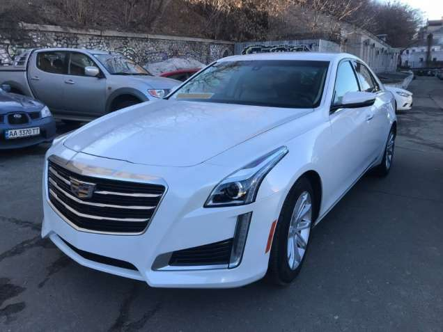 Cadillac CTS 2015 Luxury
