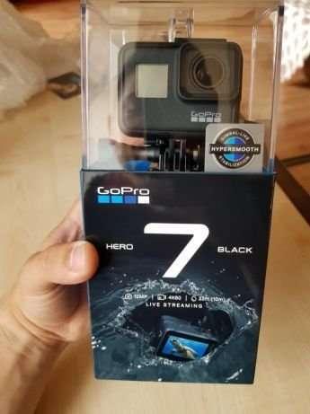 Видеокамера GoPro HERO 7 Black (CHDHX-701-RW) СРОЧНО!!!