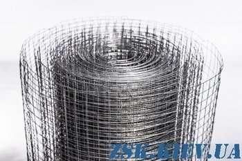 Сетка сварная 12х12х0.6мм (б/п)