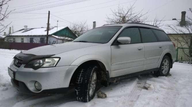 Subaru Outback АКПП, 4WD, Обслужена, Кожа, Люк, Типтроник, Полный
