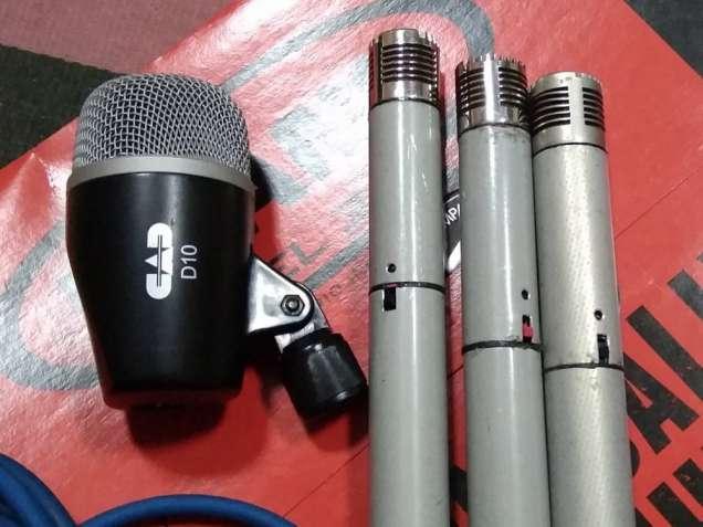 Мікрофони для ударної