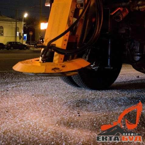 Техническая соль навалом для посыпки дорог и тротуаров