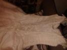 Шикарное дизайнерское свадебное платье со шлейфом. Не венчано
