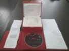 Оригинальная упаковка от часов Cartier