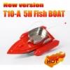 Новая модель кораблика для завоза прикормки этого года Торнадо Т10-А