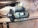 стартер мотор 1.9 dci renault megane 2002