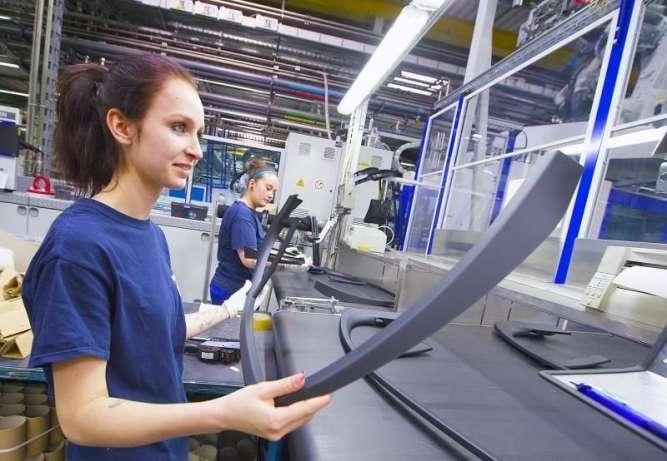 Фабрика Actrion по производству автозапчастей.
