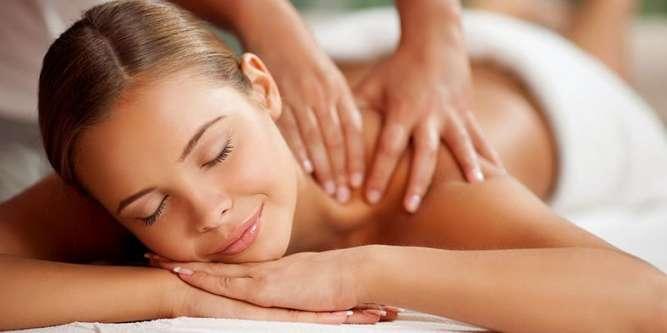 Антистрессовый массаж для женщин. Акция!