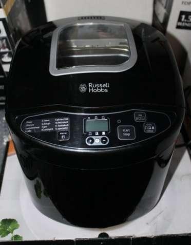 Хлебопечка russell hobbs RH23620 из Англии