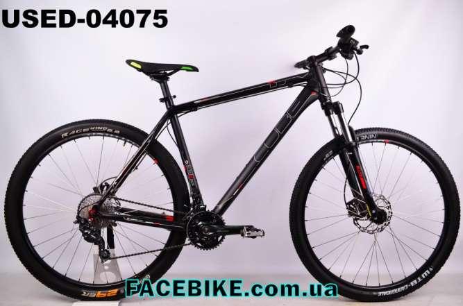БУ Горный велосипед Cube-Гарантия,Документы-Большой выбор!