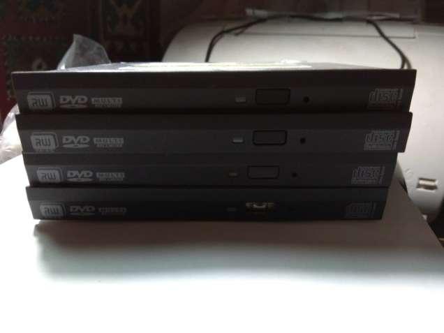 Продам рабочие DVD-RW для ноутбука