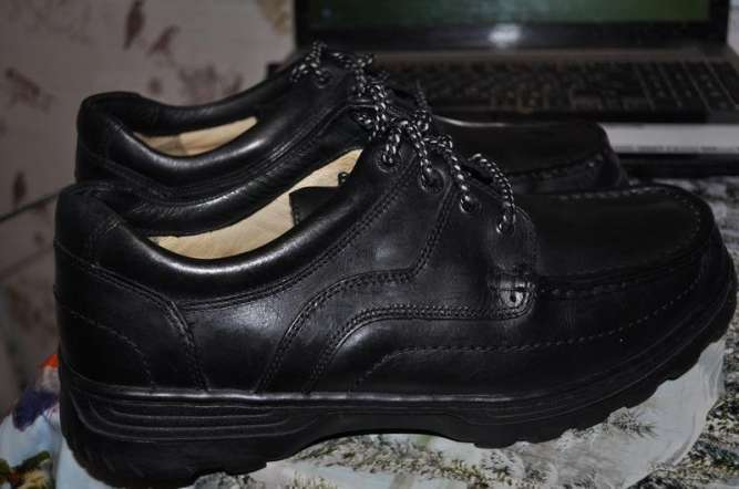 Шикарные туфли- полуботинки clarks exta wide cushion gell оригинал