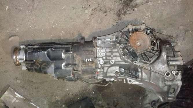 МКПП (механическая коробка переключения передач) 4x4, 6-ступка Audi S4 - зображення 2