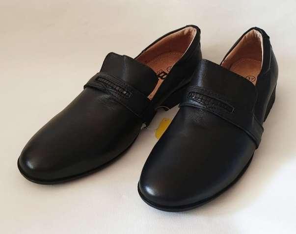 Туфли кожаные. 36 размер. Новые