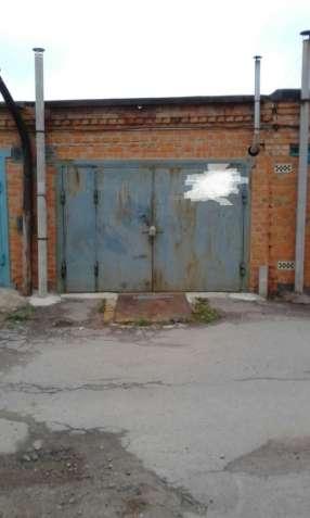 Породам гараж ГСК-8 Зарванцы