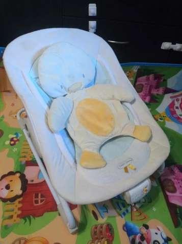 Кресло-качалка Comfort & Harmony Утенок