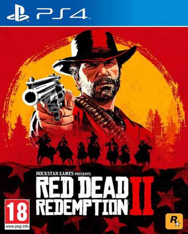 Red dead redemption 2 PS4 (рус)
