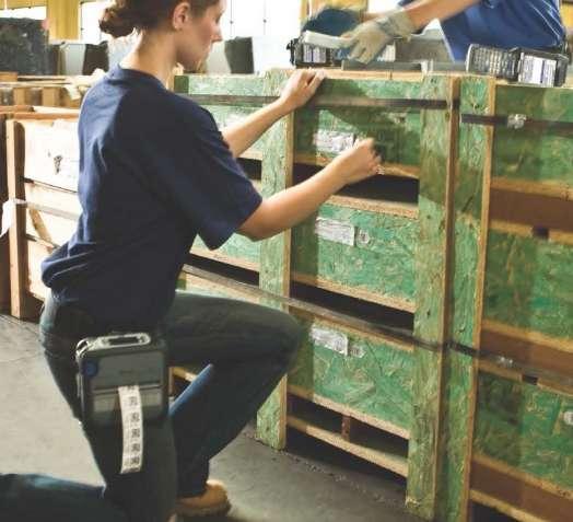 Работа для женщин на складе товаров в Литве