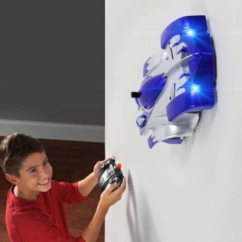 Антигравитационная машинка Wall Racer, игрушка для детей и взрослых