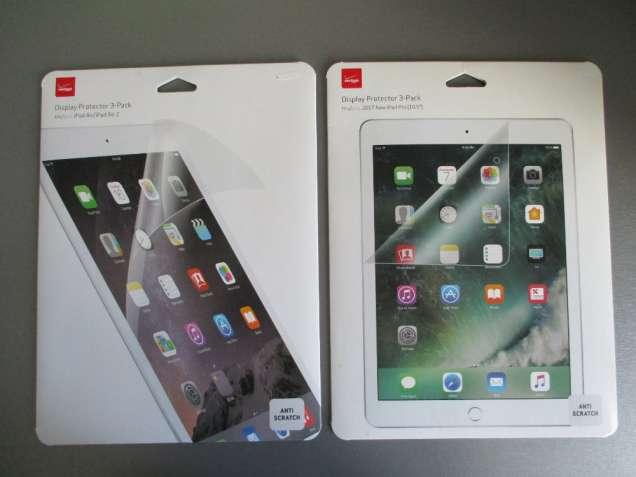 Фирменная американская защитная пленка для Apple iPad Pro 9.7  Air 2