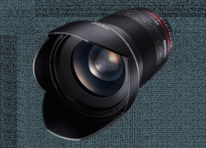 Samyang 35mm f/1.4 AS UMC (SONY)