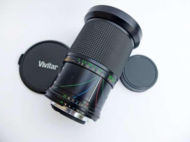 Vivitar 28-105/3.5-4.5 Nikon Ai-S