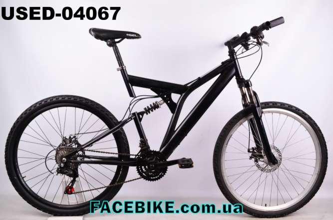 БУ Горный велосипед Black-Гарантия,Документы-Большой выбор!