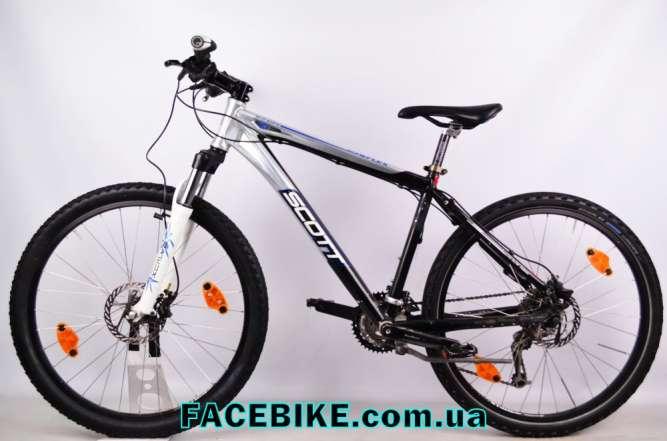 БУ Горный велосипед Scott-Гарантия,Документы-Большой выбор!