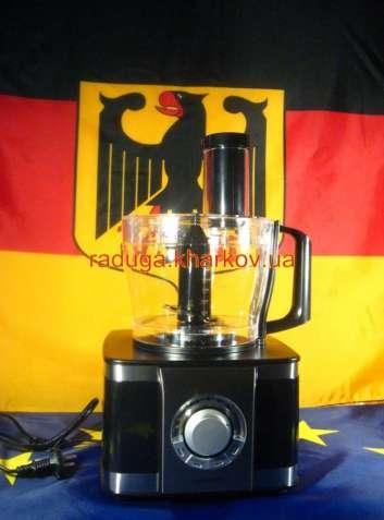 кухонный комбайн с соковыжималкой новый многофункциональный Германия