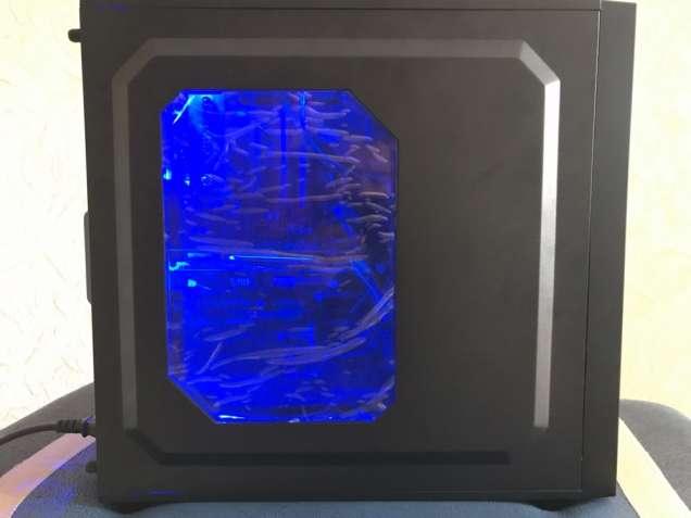 Игровой компьютер на базе Core i7
